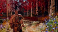 《战神4》画面对比评测演示视频004