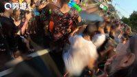 泰国清迈泼水节全民一起摇!