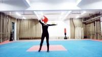 中国风健身舞《响扇》口令教学