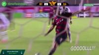 巴西全国甲级联赛第一轮维多利亚2:2弗拉门戈