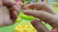 彩泥水果小伶玩具