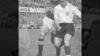1958年世界杯第4组第1轮:英格兰VS苏联