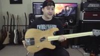 【Jared Dines】Custom Djent Guitar 一弦贝斯