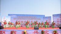 临汾市红杏鼓韵艺术团表演开场舞《花鼓舞韵》