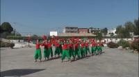 浠水老年体协团陂办事处街道舞蹈队…一起红红火火