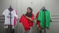 4月19日杭州越袖服饰(T恤系列)多份 40件  999元【注:不包邮】