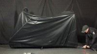 Motorcycle cover, 200C heat resistant // 摩托车罩