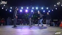 南杰,刘文涛 vs 仙人,小鬼(win)-成人breaking2v2-决赛-炸舞阵线2018浙江分赛区