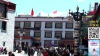 2018年4月20日旅课短视频西藏大昭寺新疆省心旅游解说赵鹏飞