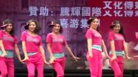 成都莉莎广场舞-《普通DISCO》附背面教学