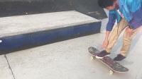 anyway 虚心 Nose Slide 教学 滑板教程 皮皮滑板长板小鱼板丽水BCSkatepark滑板公园