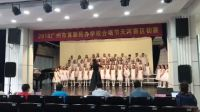 天河岭南中英文学校合唱团合唱《太阳,熟透的苹果》