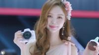 180419 2018 P&I 韩国美女模特 车模 정은혜(郑恩惠)