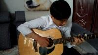 还珠格格主题曲《当》 吉他指弹