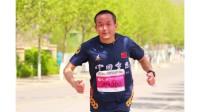 中国警察马拉松精彩镜头