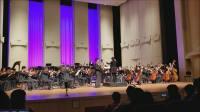 曾韵与中央音乐学院交响乐团演绎理查·施特劳斯《第二圆号协奏曲》现场高清视频