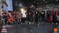 Taichung City Hentai vs 南国舞团   16-8   Crew Battle   霹雳无双 Vol.2
