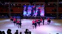 湖南省衡东县洣水金凤舞团参加衡阳市2018年锦标赛