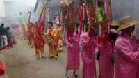雷州市沈塘镇平余村游神盛会和晚上歌舞现场热闹非凡!