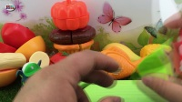 汪汪队立大功食玩蔬菜水果切切乐