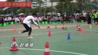 广西南宁技师学院汽车技术与运用系趣味运动会精彩瞬间