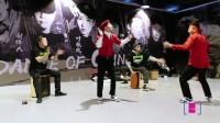 阿伟李琰练习室舞蹈曝光 古典乐器完美融合街舞