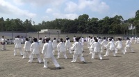 龙岗区太极协会2018年42拳剑交流赛宝岭
