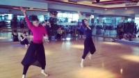 刘佳舞蹈工作室 舞蹈《l蓝色蒙古高原》_高清
