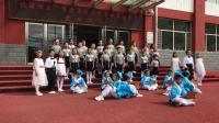 太原市享堂南街小学第四届读书节启动仪式  三年五班表演《声律启蒙》