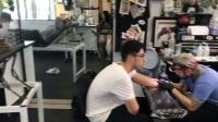 蒙古無南刺青在澳大利亚
