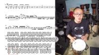 03凯文先生《新长征路上的摇滚》非洲鼓教学箱鼓教学卡宏鼓丽江手鼓教学