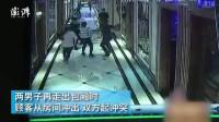 杭州:两男酒后闯包厢猥亵三女后被放行