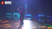 2018WDSF国际体育舞蹈公开赛(黄石)俄罗斯选手桑巴