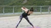 瑜伽初级教程在家练,经典初级瑜伽教学视频第四集:基础站姿分解