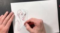 美术教程 (英文) 11,动画人物设计