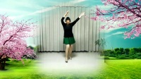 莲芳姐广场舞《爱你的人泪在流》32步