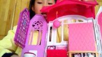 小叶玩具屋介绍芭比闪亮度假屋