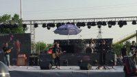 理想先生乐队 出场 @焦作甜心儿音乐节
