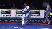 2018世界青年跆拳道锦标赛55公斤级决赛