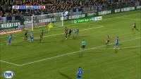 GOAL - Youness Mokhtar. PEC Zwolle - FC Groningen 3 - 2