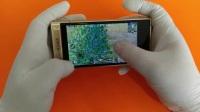 优思版三星w2018手机官方现场区分好版本与坏版本的视频演示科技数码产品