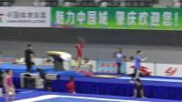 龚康怡 - Gong Kangyi (湖北) VT Podium Training 2018全国体操锦标赛,肇庆