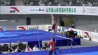 杜思雨 - Du Siyu (北京) UB Podium Training 2018全国体操锦标赛,肇庆