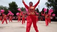 东祁村广场舞-红红的中国-周仓庙会2018视频集