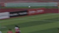 CUFA-李柯君任意球击中门框 孔庆顺机智跟进补射得手
