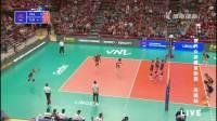 5月17日世界女排联赛美国站美国vs土耳其(博斯)