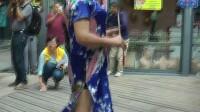 516永庆坊百人旗袍秀