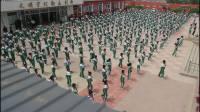 曳步舞成为锦郊小学全校师生的大课间活动