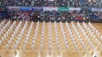 中国式摔跤开幕式太极拳表演