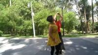 石岩舞结缘——交宜舞《新三步》